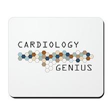 Cardiology Genius Mousepad