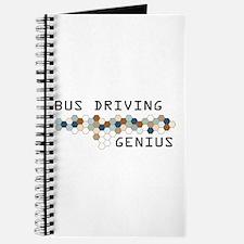 Bus Driving Genius Journal
