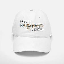 Bridge Genius Baseball Baseball Cap
