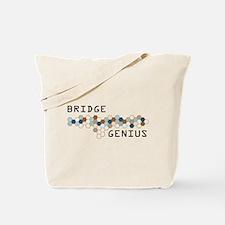 Bridge Genius Tote Bag