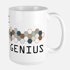 Bridge Genius Large Mug