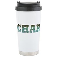 CHAR Word Travel Mug