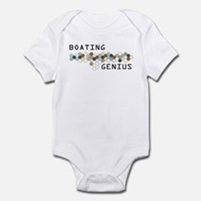 Boating Genius Onesie
