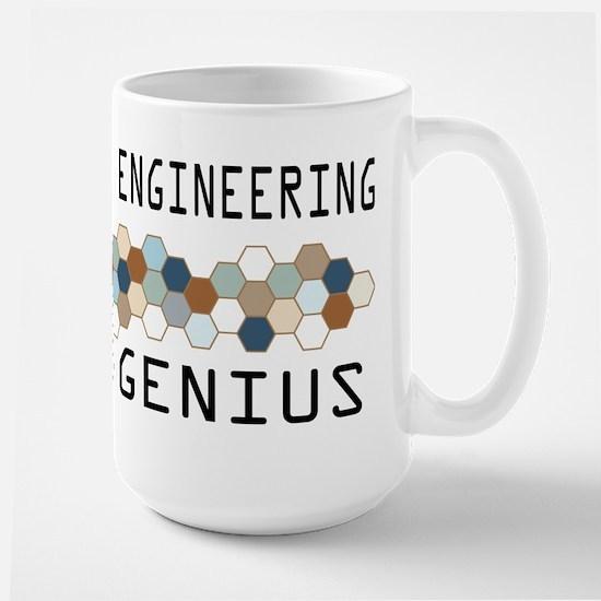 Biomedical Engineering Genius Large Mug