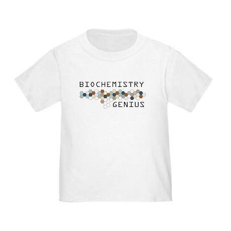 Biochemistry Genius Toddler T-Shirt