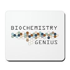 Biochemistry Genius Mousepad