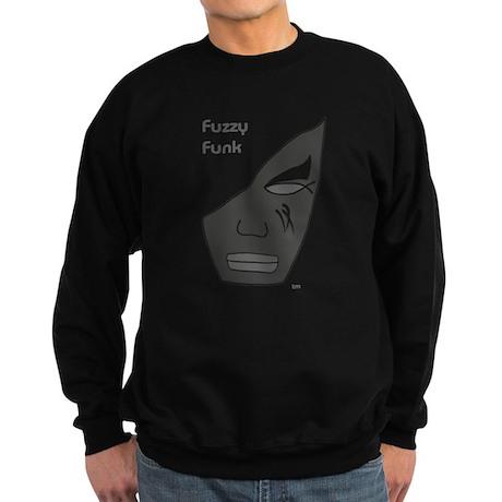 Fuzzy Funk Mask Sweatshirt (dark)