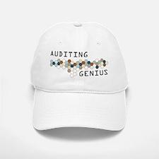 Auditing Genius Baseball Baseball Cap