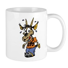 New Goat 1 Mugs