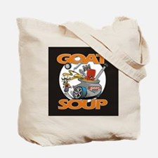 Cute Goat soup Tote Bag