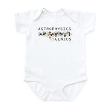 Astrophysics Genius Infant Bodysuit