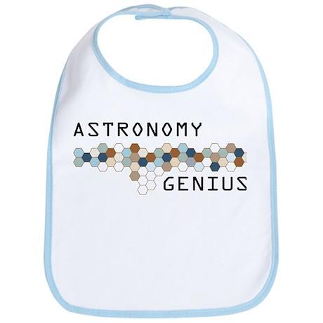 Astronomy Genius Bib