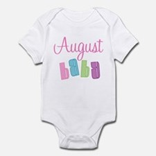 Due August Baby Infant Bodysuit