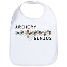 Archery Genius Bib