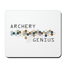 Archery Genius Mousepad
