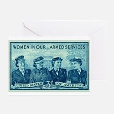 Cool Stamp collecting Greeting Cards (Pk of 20)