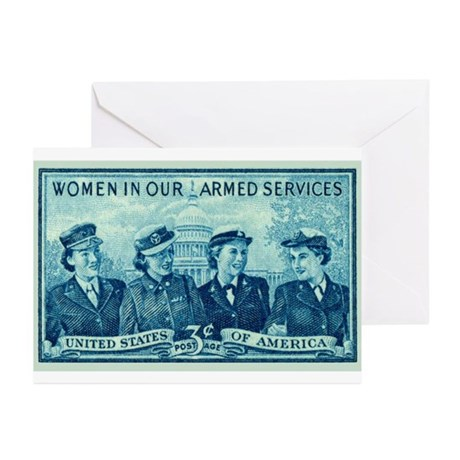 stamp48 Greeting Cards