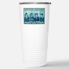 Cute Philately Travel Mug