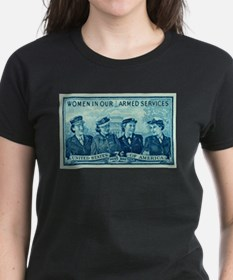 Funny Women%27s army corps Tee