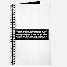 Morality Journal