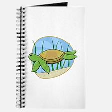 Cute Sea Turtle Journal