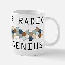 Amateur Radio Genius Mug