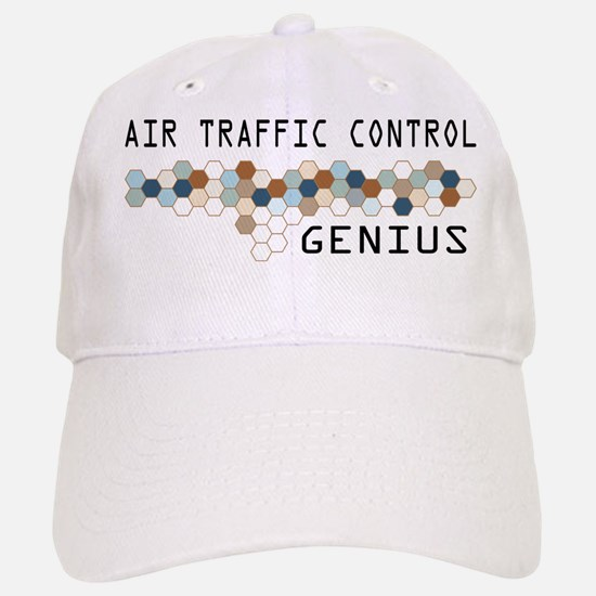 Air Traffic Control Genius Baseball Baseball Cap