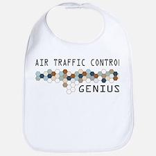Air Traffic Control Genius Bib