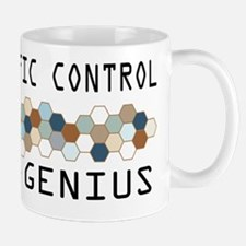 Air Traffic Control Genius Mug