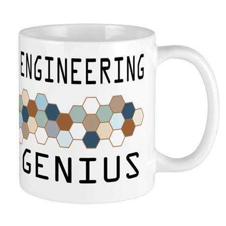 Aerospace Engineering Genius Mug
