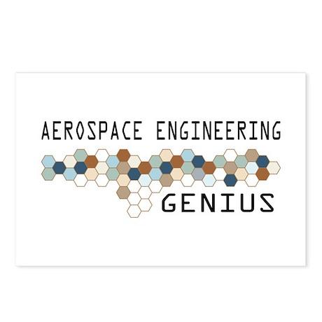 Aerospace Engineering Genius Postcards (Package of
