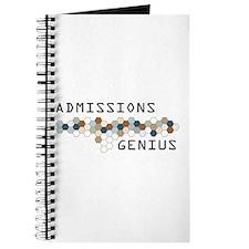 Admissions Genius Journal