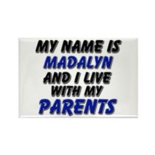 my name is madalyn and I live with my parents Rect
