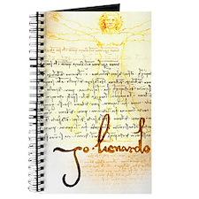 Mark's of da Vinci Journal