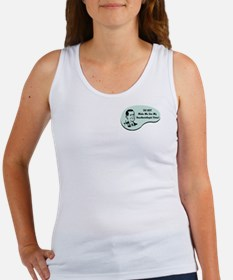Anesthesiologist Voice Women's Tank Top