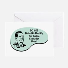 Air Traffic Controller Voice Greeting Card