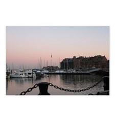 Boston view Postcards (Package of 8)