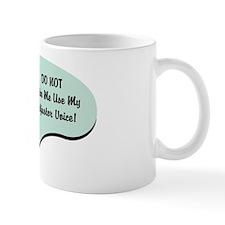 Adjustor Voice Small Small Mug