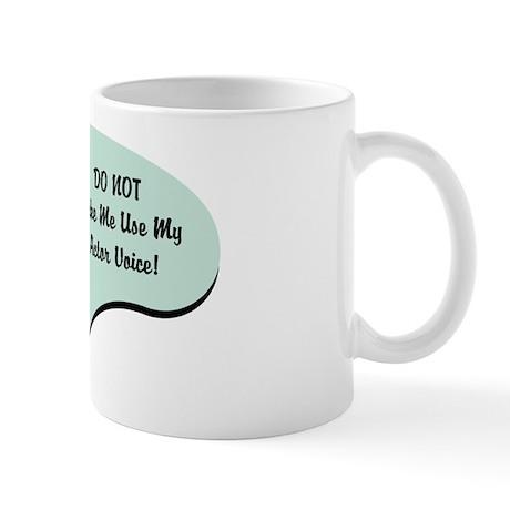 Actor Voice Mug