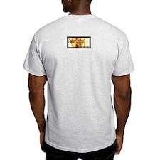 RED FOX Ash Grey T-Shirt