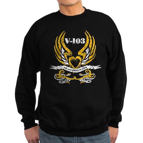 V-103 Wings Sweatshirt (dark)