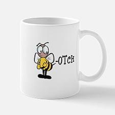 Beeotch (Bitch) Mug