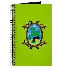 Zen Bonsai Tree Journal