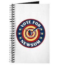 Vote for Gavin Newsom Journal