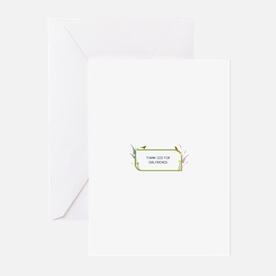 Cute Sustainable Greeting Cards (Pk of 10)