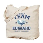 Twilight Team Edward Tote Bag