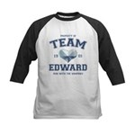 Twilight Team Edward Kids Baseball Jersey
