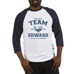 Twilight Team Edward Baseball Jersey