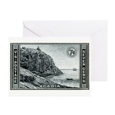 stamp37 Greeting Cards