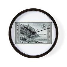 Unique Vintage maine Wall Clock